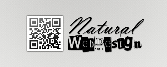 New Natural Web Design